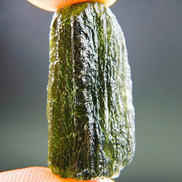 Moldavite with CERTIFICATE