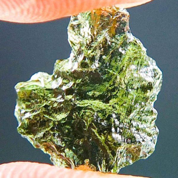 Moldavite - Shiny - quality A+/++
